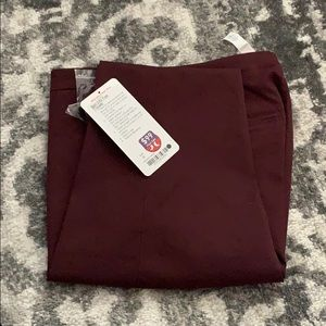 NWT Lululemon &go City Trek Trouser 6